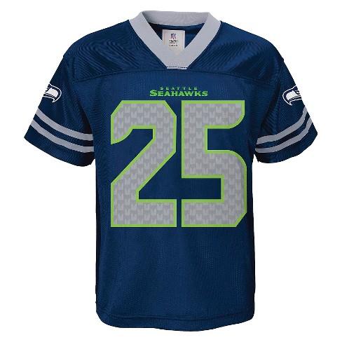76784c5b74c Richard Sherman Seattle Seahawks Toddler/Infant Boys' Jersey 4T : Target
