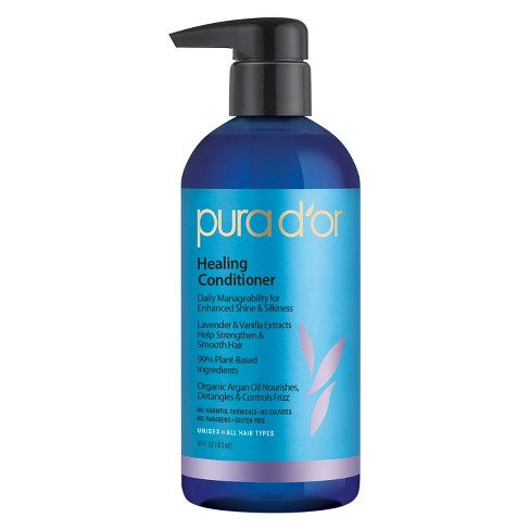 Pura d'or Healing Conditioner - 16 fl oz - image 1 of 2