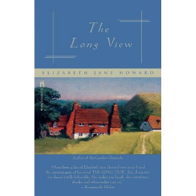 The Long View - by  Elizabeth Jane Howard (Paperback)