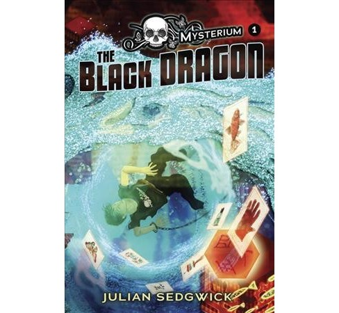 Black Dragon -  (Mysterium) by Julian Sedgwick (Paperback) - image 1 of 1