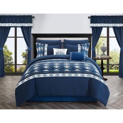 Servin 20Pc Comforter Set