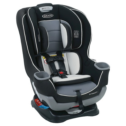 GracoR Baby Extend2Fit Convertible Car Seat