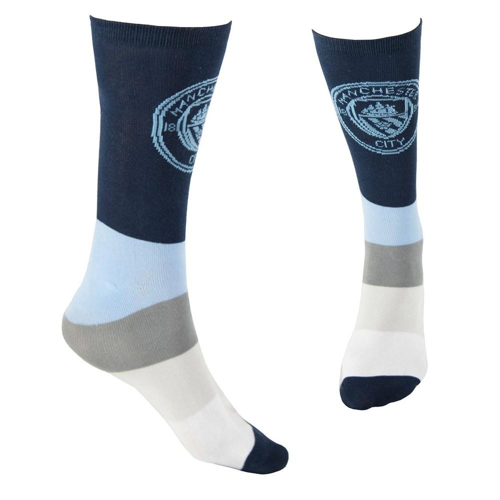 Fifa Manchester City F C Casual Socks