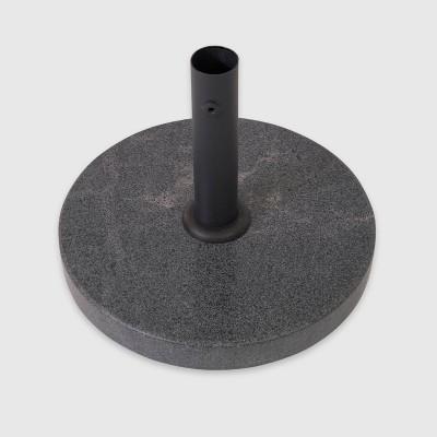 Granite Umbrella Base - Black - Threshold™ & Patio Umbrellas : Target