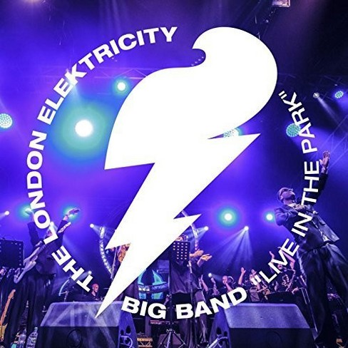 London Electricity L - Live In The Park (CD) - image 1 of 1
