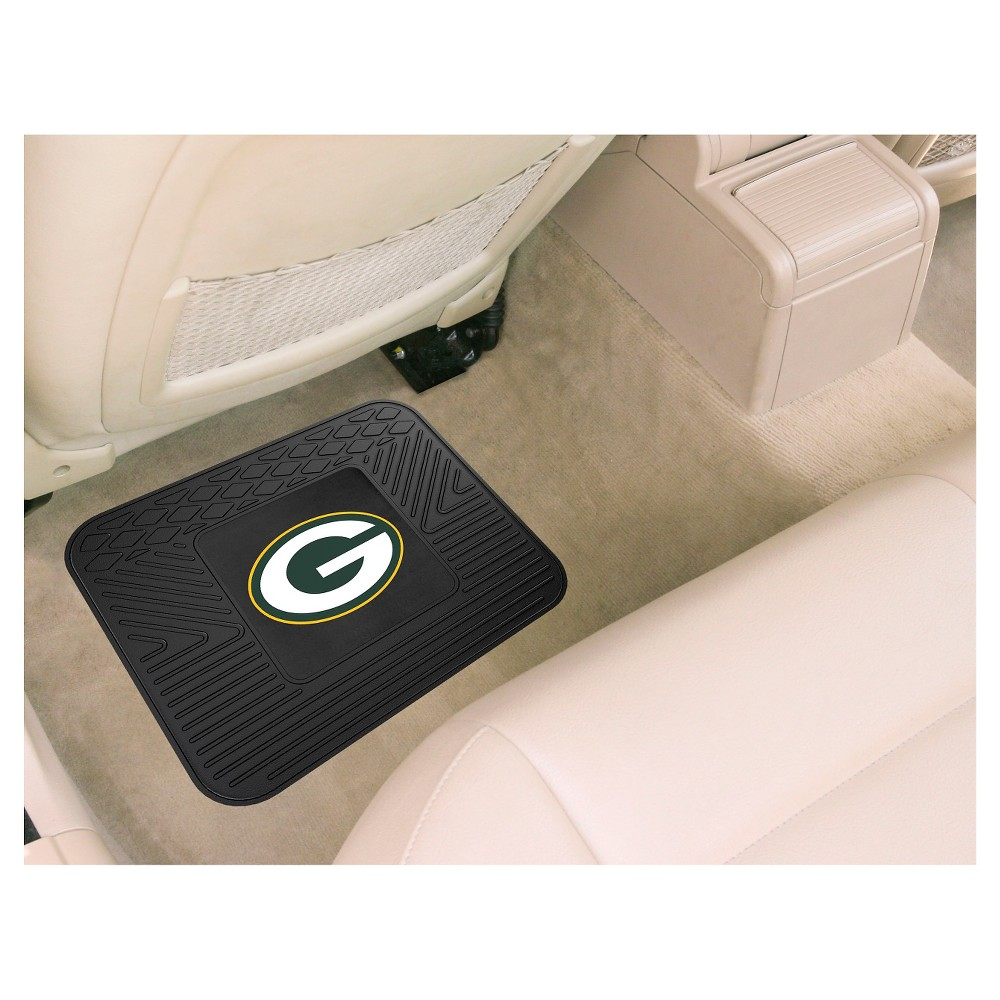 Green Bay Packers Utility Mat, Black