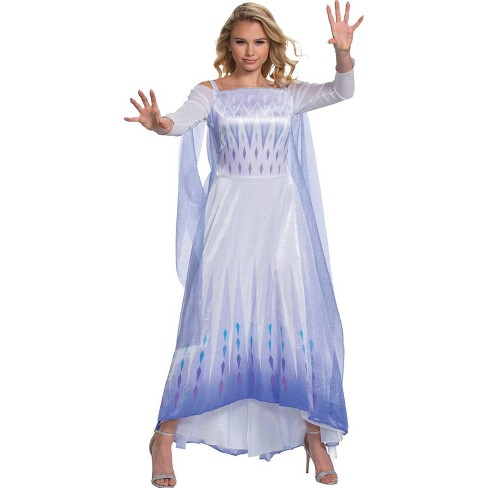 Adult Elsa S.E.A. Deluxe Halloween Costume - image 1 of 1