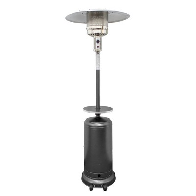 Outdoor Patio Heater Hammered Silver - AZ Patio Heaters