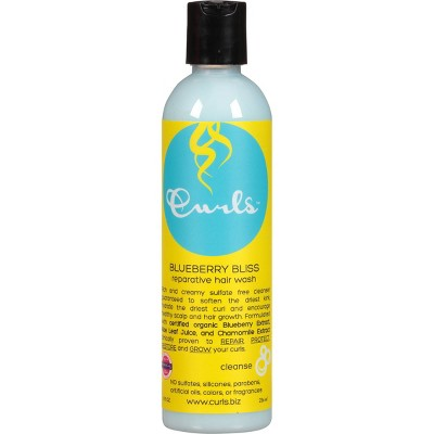 Curls Blueberry Bliss Reparative Hair Wash 8 - fl oz