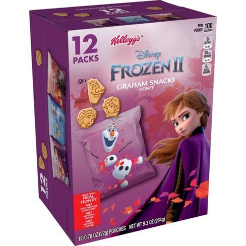 Frozen 2 Honey Grahams12ct Caddy - 9.3OZ - image 1 of 4