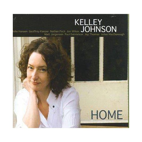 Kelley Johnson - Home (CD) - image 1 of 1