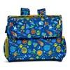 "Bixbee 9.5"" Kids' Imagination Backpack & Lunchbox Set - Outer Space - image 3 of 4"