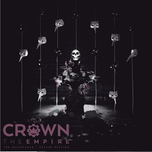 Crown the empire - Resistance (CD) - image 1 of 1