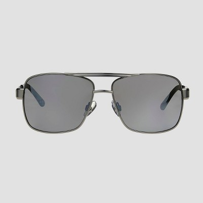 Men's Aviator Driving Sunglasses - Foster Grant Gray