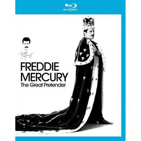 Freddie Mercury: Great Pretender (Blu-ray) - image 1 of 1