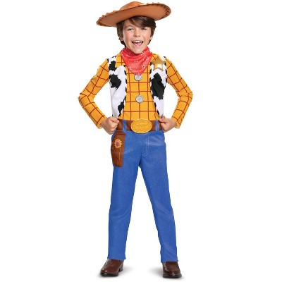 Toy Story 2019 Woody Classic Child Costume