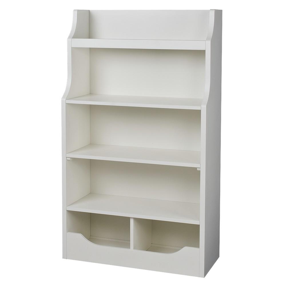 Mori 5 Shelf Bookcase - Off-White - Threshold