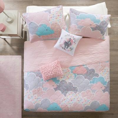 Euphoria Cotton Coverlet Set