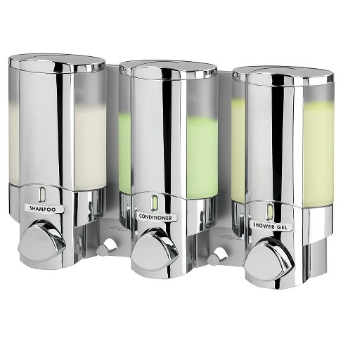 Better Living Products AVIVA Three Chamber Dispenser - image 1 of 3
