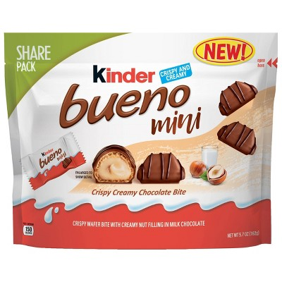 Kinder Bueno Minis Share Pack - 5.7oz