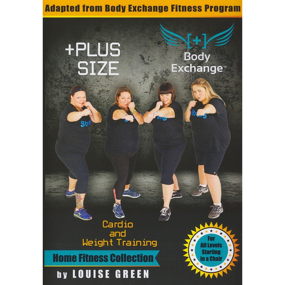 Plus Size Workout:Cardio & Weight Tra (Dvd)