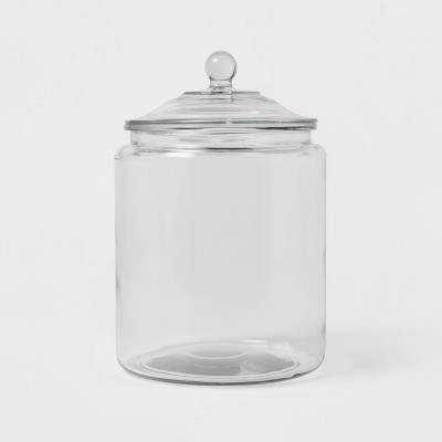 256oz Glass Jar and Lid - Threshold™