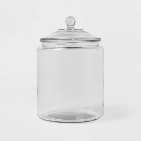 256oz Glass Jar and Lid - Threshold™ - image 1 of 3