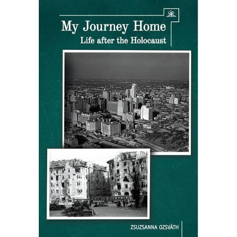 My Journey Home - by  Zsuzsanna Ozsvath (Paperback) - image 1 of 1