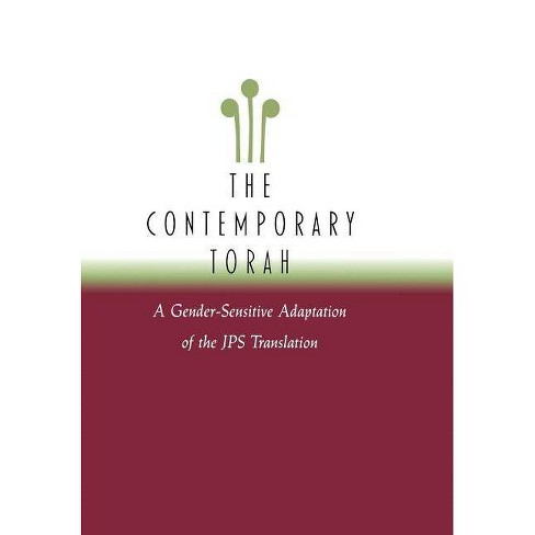 The Contemporary Torah - (Hardcover) - image 1 of 1