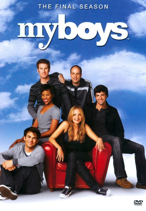 My boys:Complete fourth season (DVD) - image 1 of 1