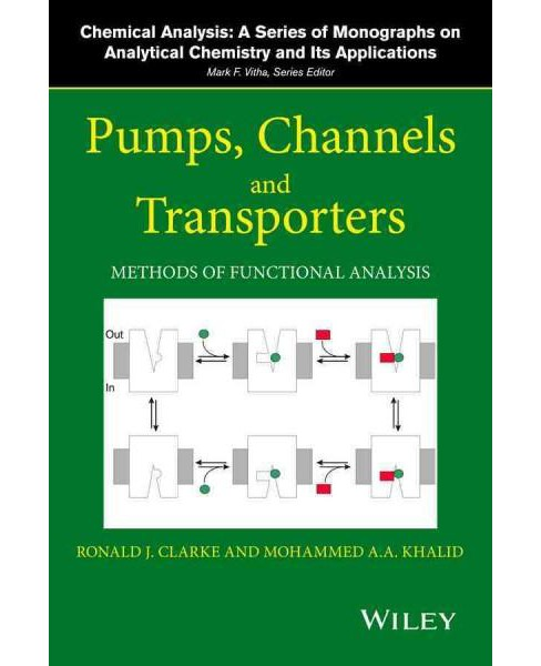 Pumps, Channels, and Transporters : Methods of Functional Analysis (Hardcover) - image 1 of 1