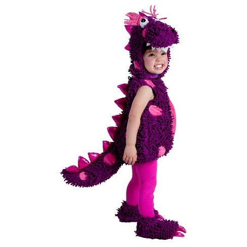 Paige the Dragon Toddler Costume - Purple (18-24 M) - image 1 of 1