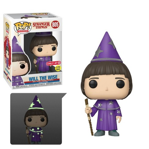 Funko POP! Television: Stranger Things - Will the Wise (Target Exclusive) - image 1 of 4