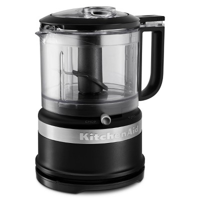 KitchenAid 3.5-Cup Food Chopper - Black Matte