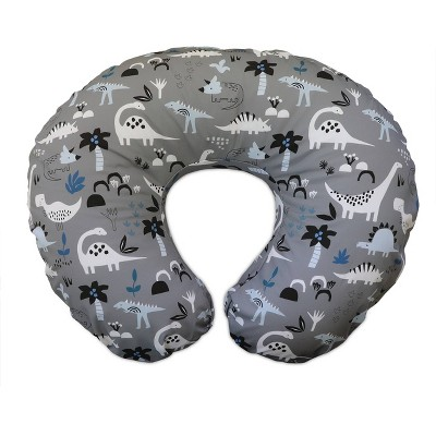 Boppy Original Nursing Pillow Gray Dinosaur