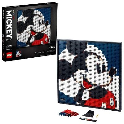 LEGO Art Disney's Mickey Mouse Craft 31202