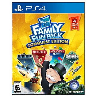 Hasbro Family Fun Pack Conquest Edition PlayStation 4