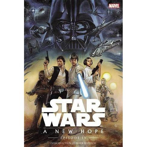 Star Wars: Episode IV - (Paperback) - image 1 of 1