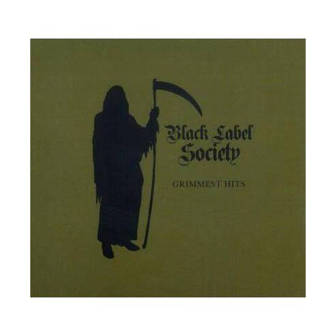 Black Label Society - Grimmest Hits (CD) - image 1 of 1