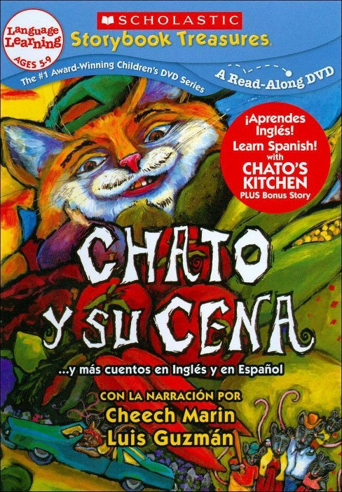 Chato's kitchen and more stories to c (DVD) - image 1 of 1