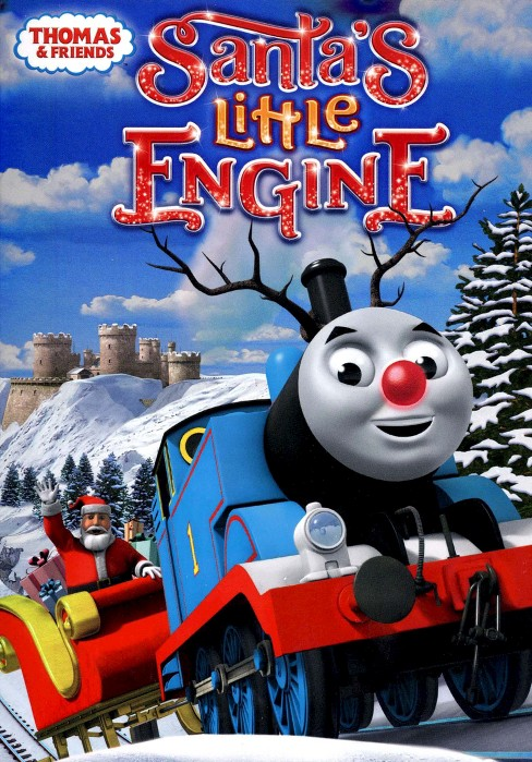 Thomas & Friends: Santa's Little Engine (dvd_video) - image 1 of 1