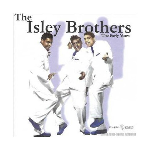 Isley Brothers - Early Years (CD) - image 1 of 1