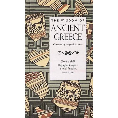 Wisdom of Ancient Greece - by  John O'Toole (Hardcover) - image 1 of 1