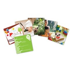 Learning Resources Snapshots Critical Thinking Photo Flash Cards