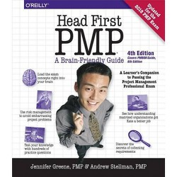 Head First Pmp - 4 Edition by  Jennifer Greene & Andrew Stellman (Paperback)