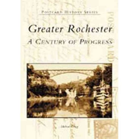 Greater Rochester - By Leavy Michael (Paperback) - image 1 of 1