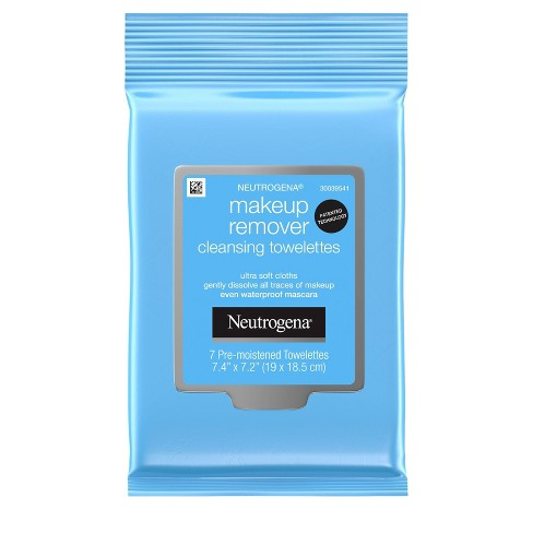 Neutrogena Make-Up Remover Cleansing Towelettes - 7ct - image 1 of 4