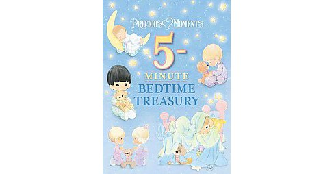 Precious Moments 5-Minute Bedtime Treasury (Hardcover) - image 1 of 1