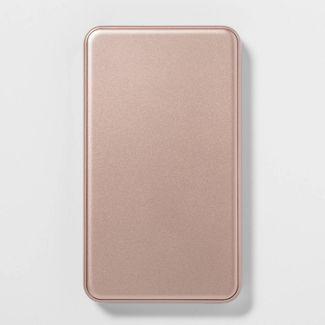 heyday™ 8000mAh Slim Power Bank - Gold