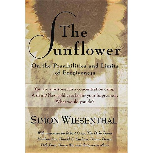 The Sunflower - 2 Edition by  Simon Wiesenthal (Paperback) - image 1 of 1
